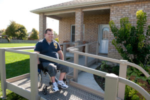ADA Wheelchair Ramp Edmonton - Safe and Secure